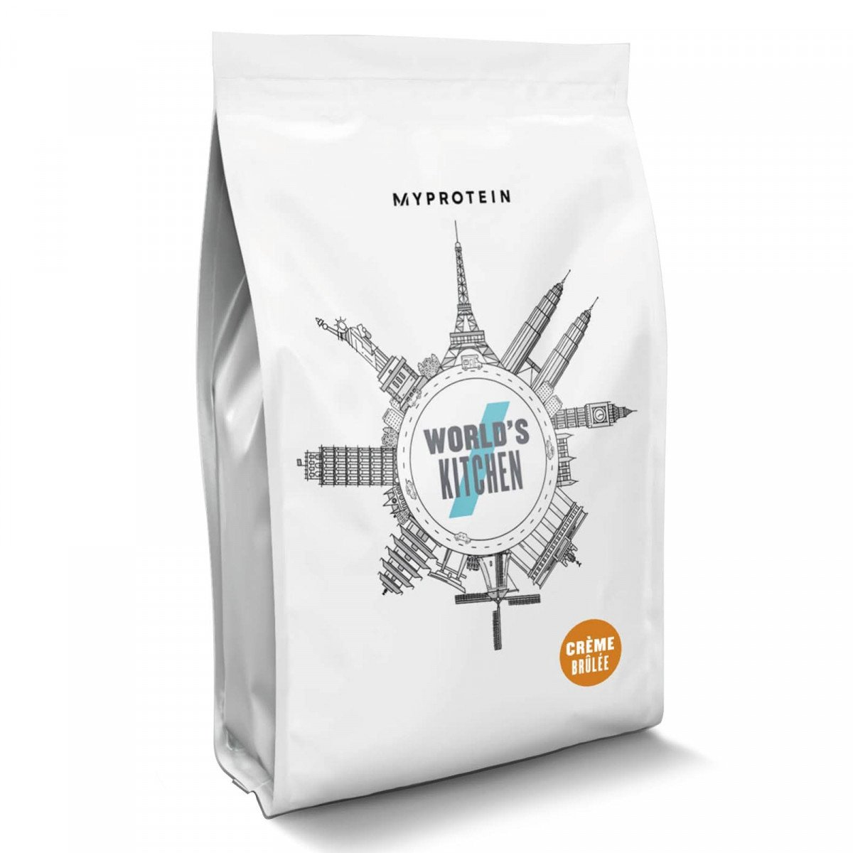 Impact Whey Protein (1кг/2.5кг) Myprotein Протеин